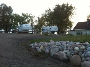 Sun and Sport RV Resort in MN rv site